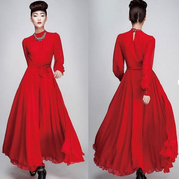Jual iBaju Long Dressi Korea Untuk Para Hijabers Toko Jual