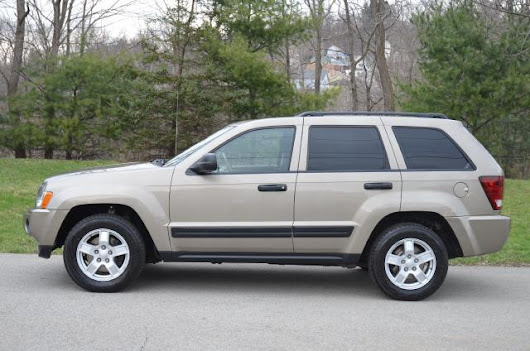 Used 2005 Jeep Grand Cherokee for Sale in Pitcairn PA 15140 Golick Motor Company