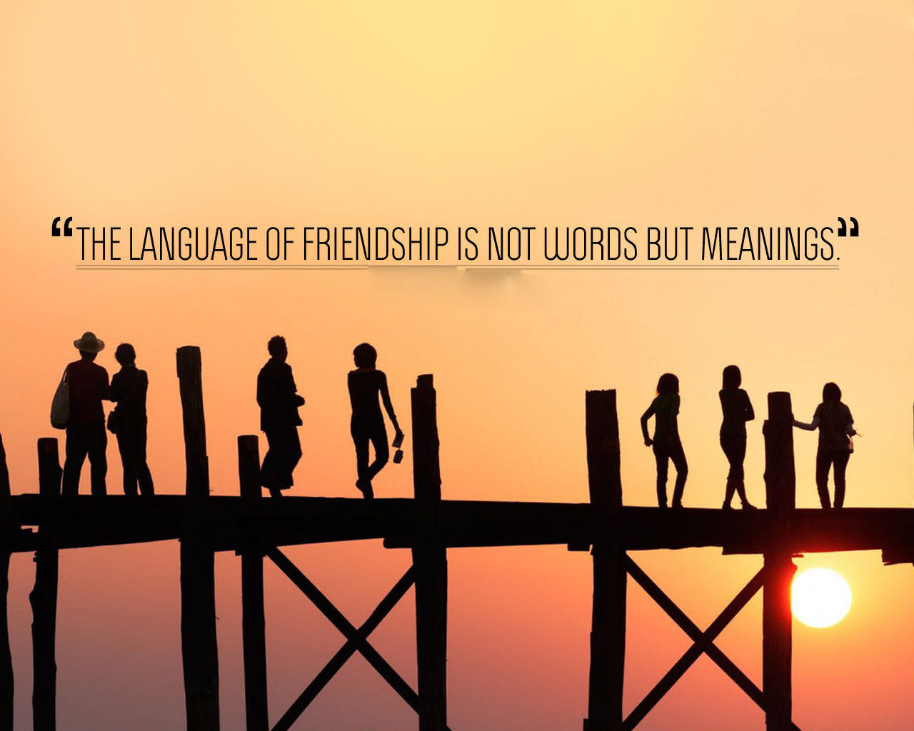 Quotes About Friendship Hd Wallpapers – fnmag