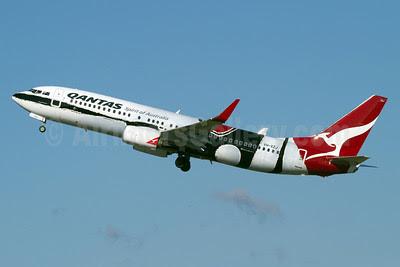 QANTAS Airways Boeing 737-838 WL VH-XZJ (msn 39365) (Mendoowoorrji) SYD (Micheil Keegan). Image: 921207.
