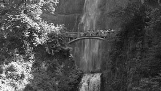Portland - Multnomah Falls