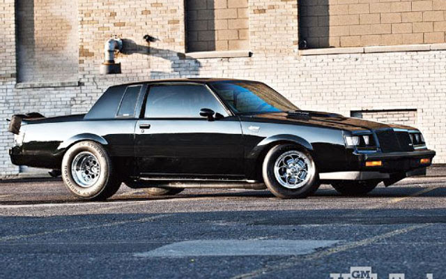 1987 Buick Grand National My Dream Car