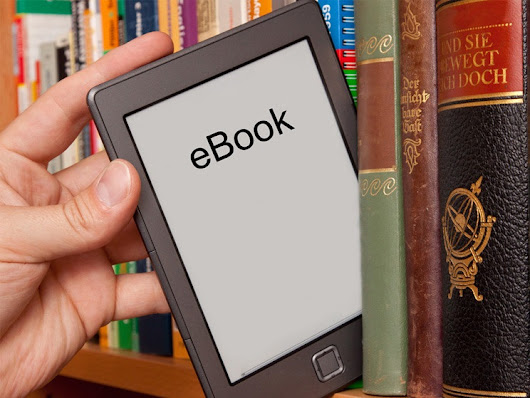 Are You Aware Of the Benefits of E-Books?
