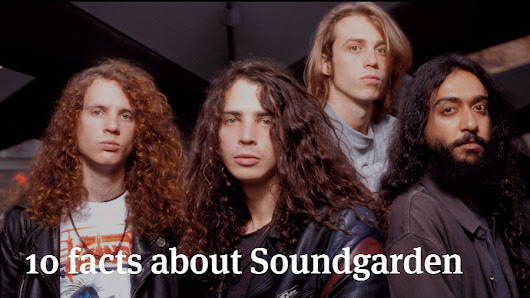 10 Facts About Soundgarden