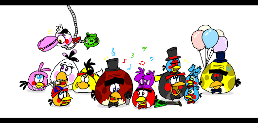 Image: Five Nights at Terence's - The Birdamatronics by AngryBirdsStuff ...