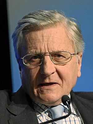 DAVOS/SWITZERLAND, 29JAN10 - Jean-Claude Trich...