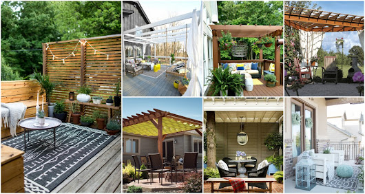 How To Style Up Your Summer Deck