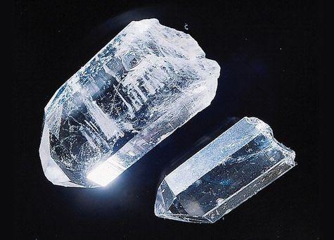 Hegyikristály