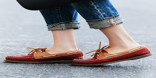 Boat Shoes The Combination of Functionality & Style - Fabo Robot