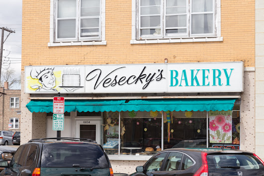 Authentic Old-Time Chicago: Vesecky's Bakery | Try Something Fun