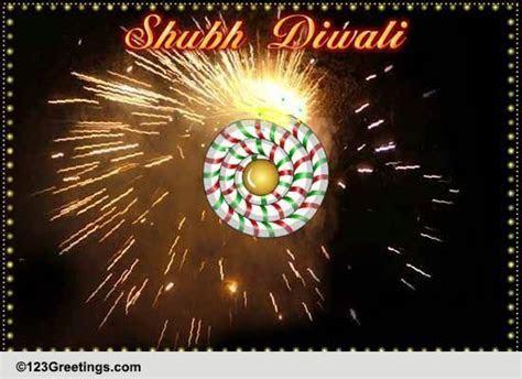 Diwali Chakra! Free Fireworks eCards, Greeting Cards   123