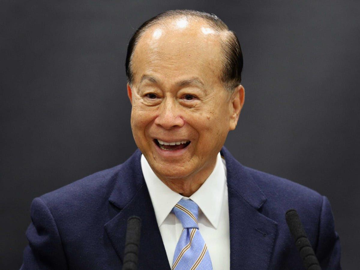 AGE 86: Li Ka-shing