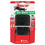 Motomco Tomcat Rat Snap Trap #33525 -PACK 10