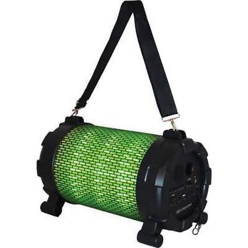 Speaker Bl Watts Hummer Led 15 Lighting Powered Bluetooth Battery NO8Pnymwv0
