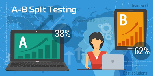 How to Get Optimal Conversions Through A/B Split Testing - Marketing Words Blog