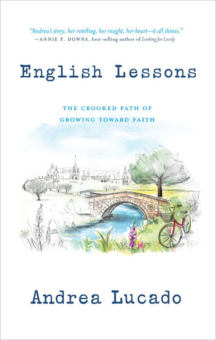 """English Lessons"" by Andrea Lucado"
