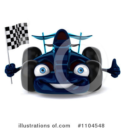 Shopping Sports Motorsports Auto Racing Transportation on Royalty Free  Rf  Blue Race Car Clipart Illustration By Julos   Stock