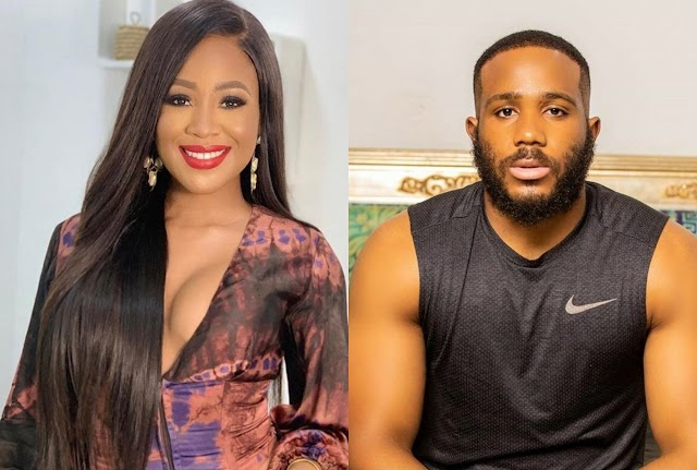 #BBNaija: The Embarrassing Moment Erica Told Kiddwaya To Go & Bath Because He Was SMELLING