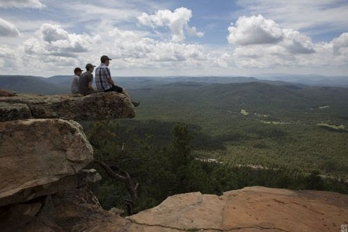 Views Near the Mogollon Rim