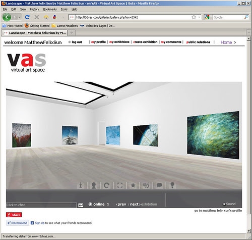 3DVas Gallery - Landscape 1