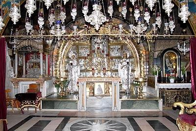 Μελέτη περί του Αγίου Γολγοθά και του Παναγίου Τάφου