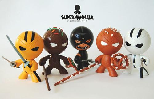 Supermannala-group