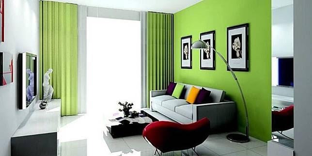 Warna Cat Rumah Terbaru 2020 untuk Interior paling Dicari
