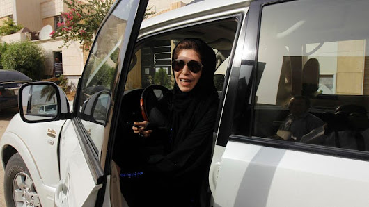 Saudi activists revive women's right-to-drive campaign