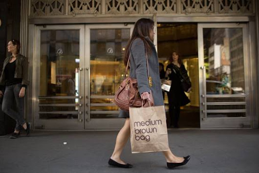 Americans Warm Up to Spending After Hard Winter