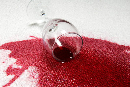How To Remove Red Wine From Carpet (And Other Spillages)