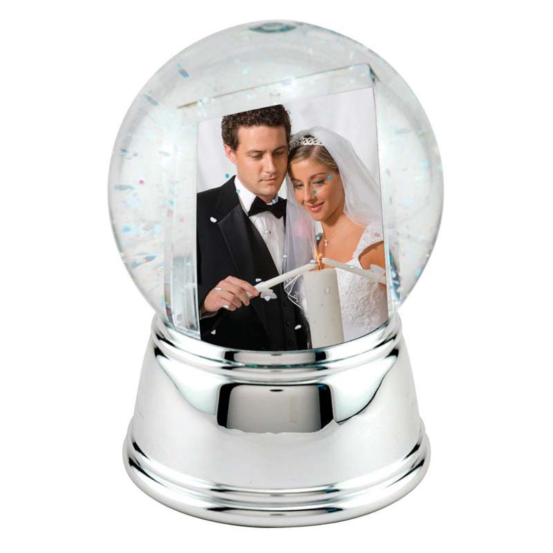 Memories Picture Insert Polyresin Snow Globes Buy Photo Snow