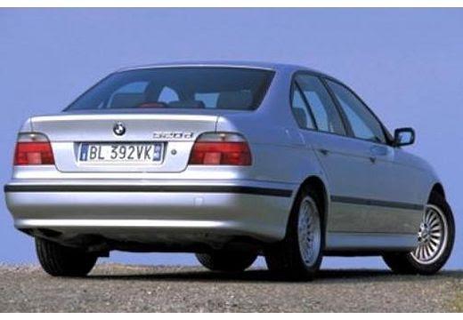 Bmw 530d Sedan E394 30 193km 2000