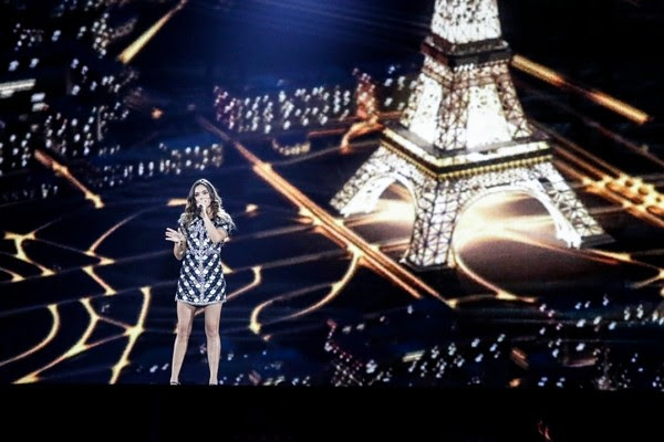 Resultado de imagem para alma rehearsal eurovision