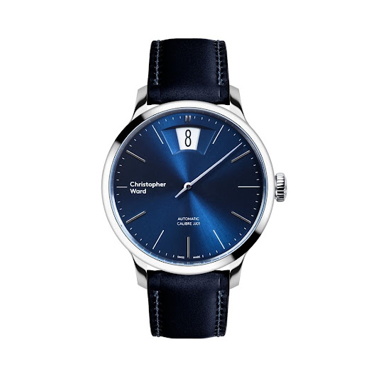 Introducing the Christopher Ward C1 Grand Malvern Jumping Hour