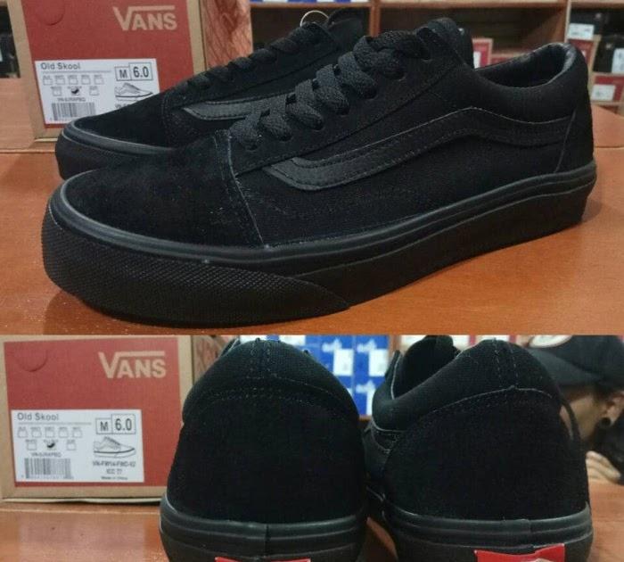 Gambar Sepatu Vans Hitam - Nurhayana Situmorang ee4835994d