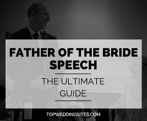 father   bride speech wedding planning tips bride