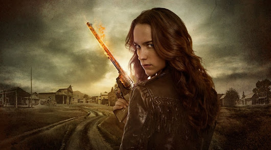 The Televerse #262- Wynonna Earp Season 1 with Dr. Elizabeth Bridges