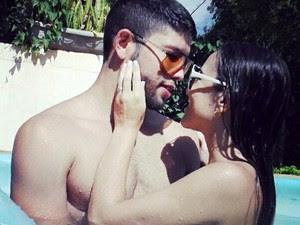 Larissa e Lucas se conheciam há 4 anos e começaram a namorar no ano passado em Extrema (Foto: Reprodução EPTV)