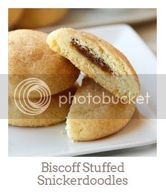"""""""Biscoff Stuffed Snickerdoodles"""""""