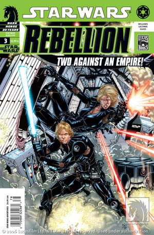 Star Wars: Rebellion - My Brother, My Enemy #3