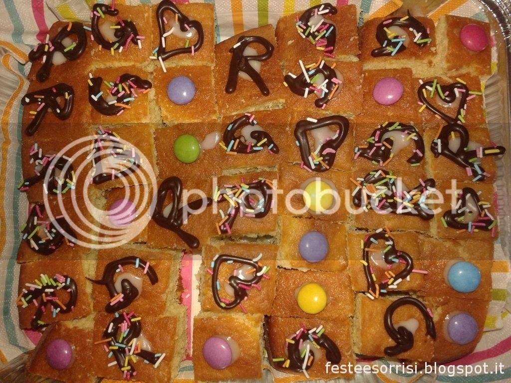 Feste e sorrisi - Ricette bambini