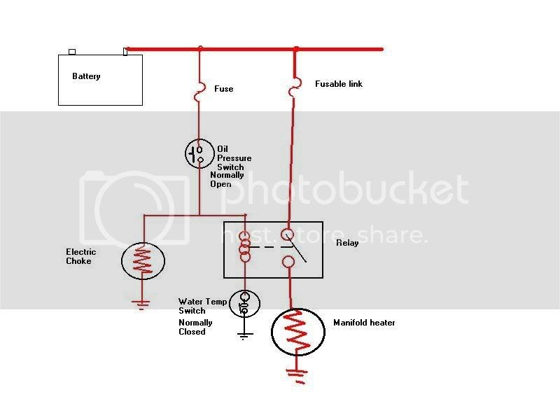 Automatic Choke Wiring Diagram