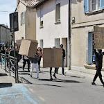 Ils défilent pour les droits des réfugiés à la rue