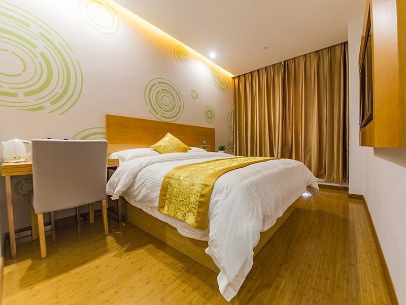 GreenTree Inn Shaoxing East Station Shangyu Wanda Plaza Hotel Discount