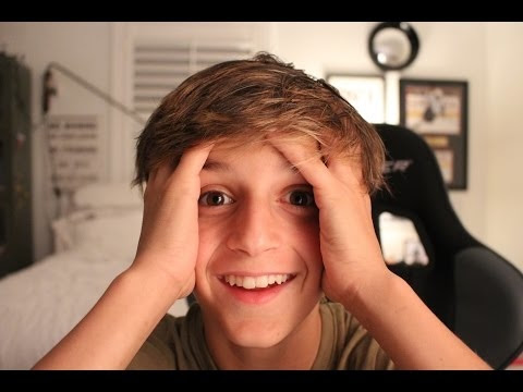 12 year-old YouTuber starts day with 140 subscribers.  24 hours later has 14,000 (via Passle)