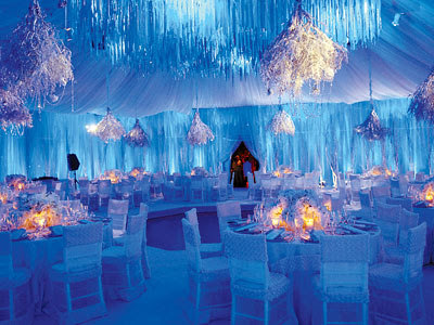 Smart Wedding Ideas Blue And Silver