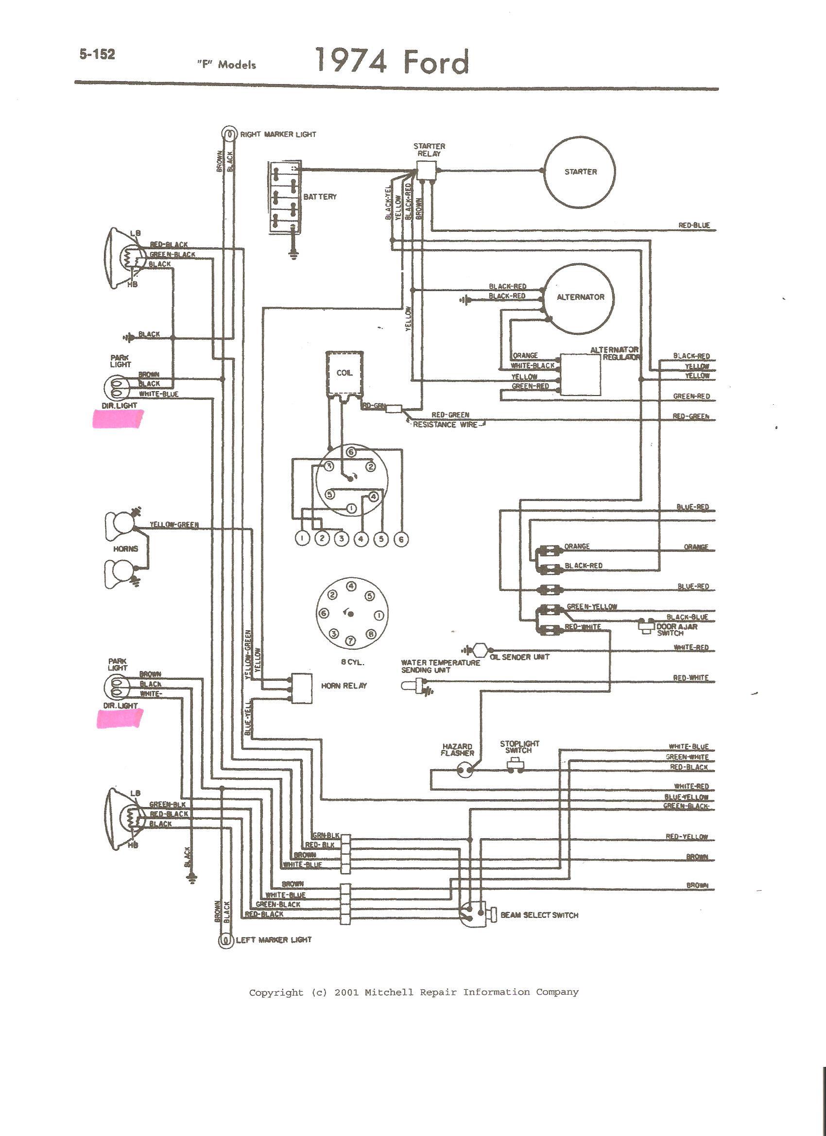 Diagram 1964 F100 Brake Light Diagram Full Version Hd Quality Light Diagram Data Wiringonline Doanbe It