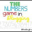 The Numbers Game in Blogging: Social Media - live. laugh. rowe