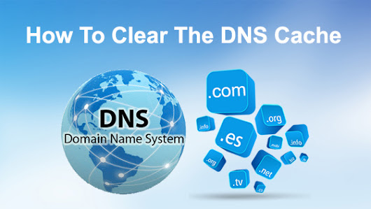 How to clear DNS Cache | TOSHOST