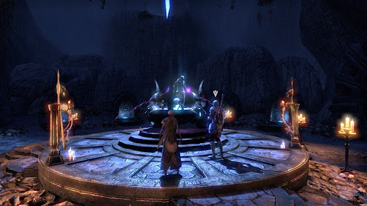 Elder Scrolls Online: NPCs and sundries #IntPiPoMo
